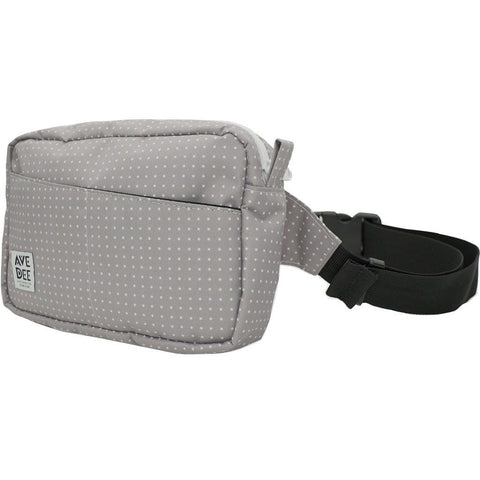 Avenue Dee Travel Hip Pack | Grey Dots 80002