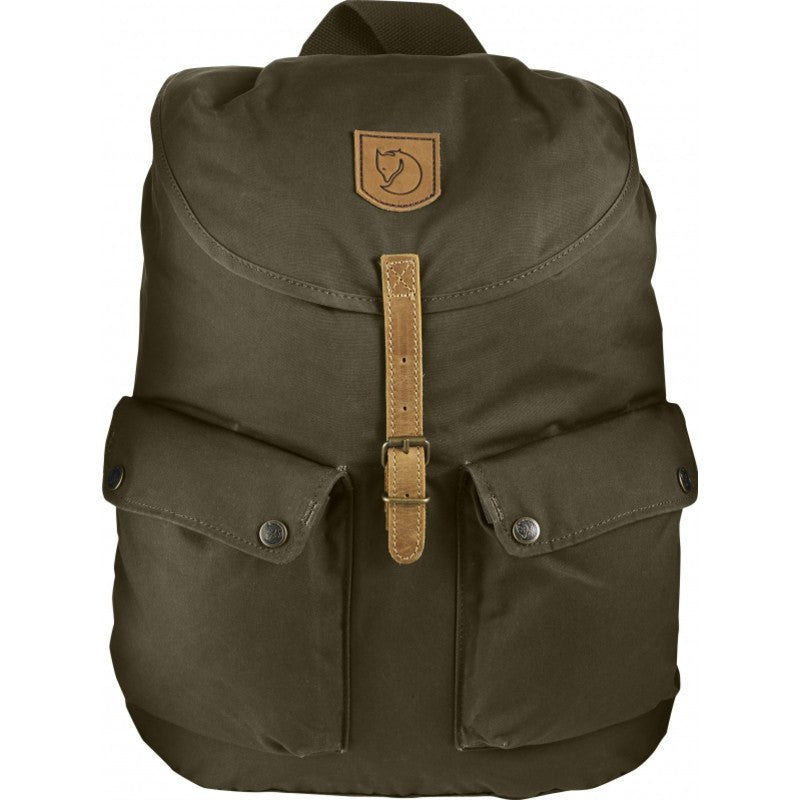 Fjallraven Greenland Backpack Large Backpack | Dark Olive F23138-633