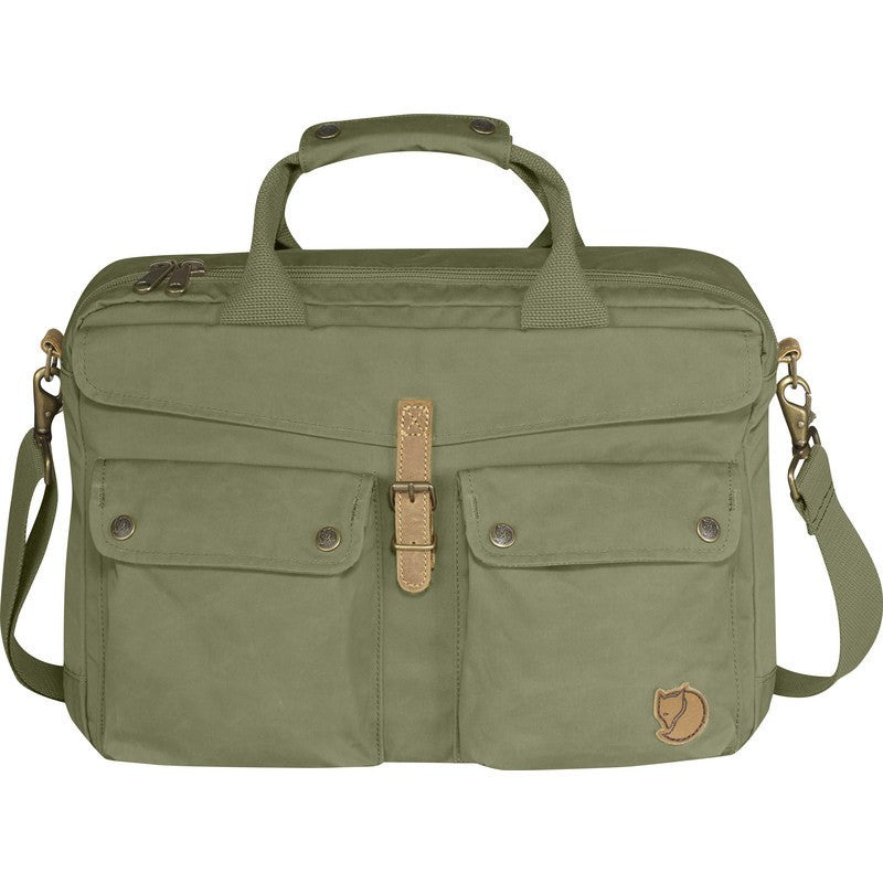 Fjällräven Greenland Briefcase | Green