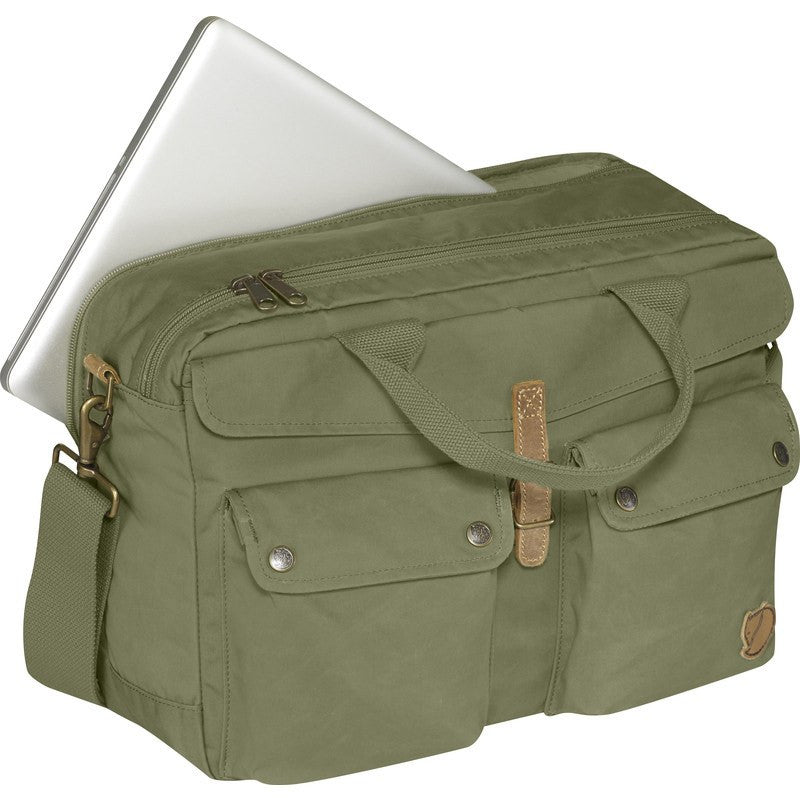 Fjallraven Greenland Briefcase | Green F23139-620