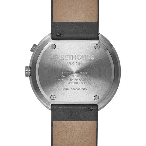 Greyhours Vision Classic Watch | Silver VISIONSILVER