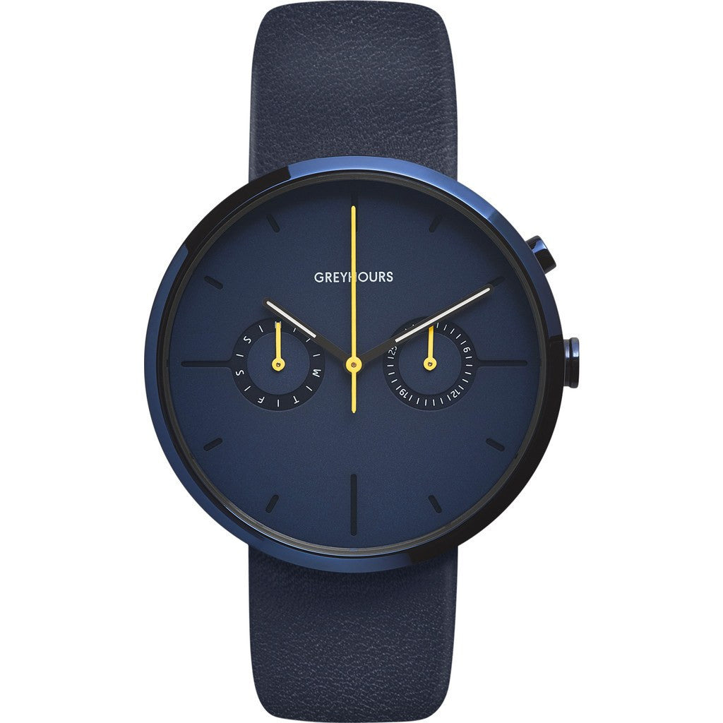 Greyhours Vision Shine Watch | Electron Blue VISIONBLUE