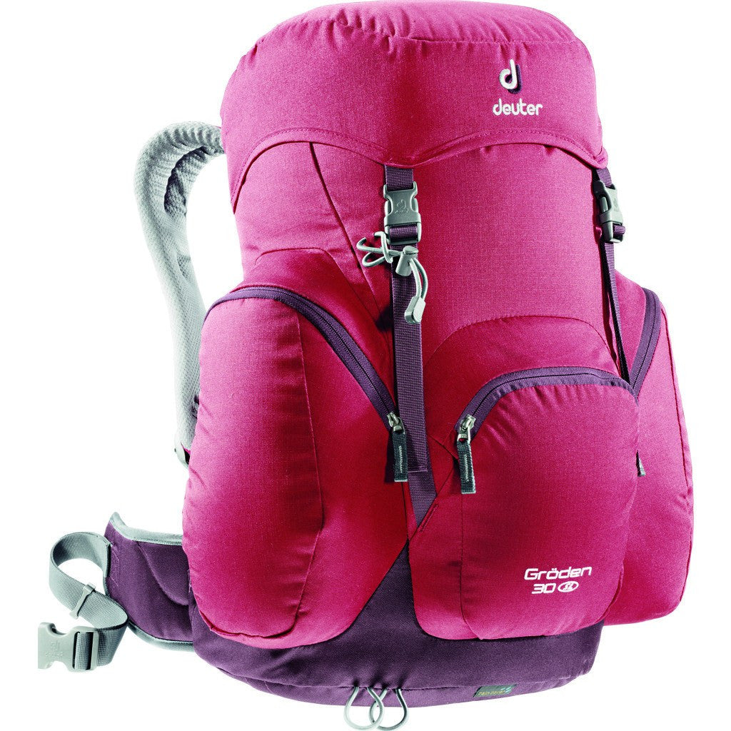 Deuter Groeden 30L SL Women's Hiking Backpack | Cranberry/Aubergine 3430216 50050