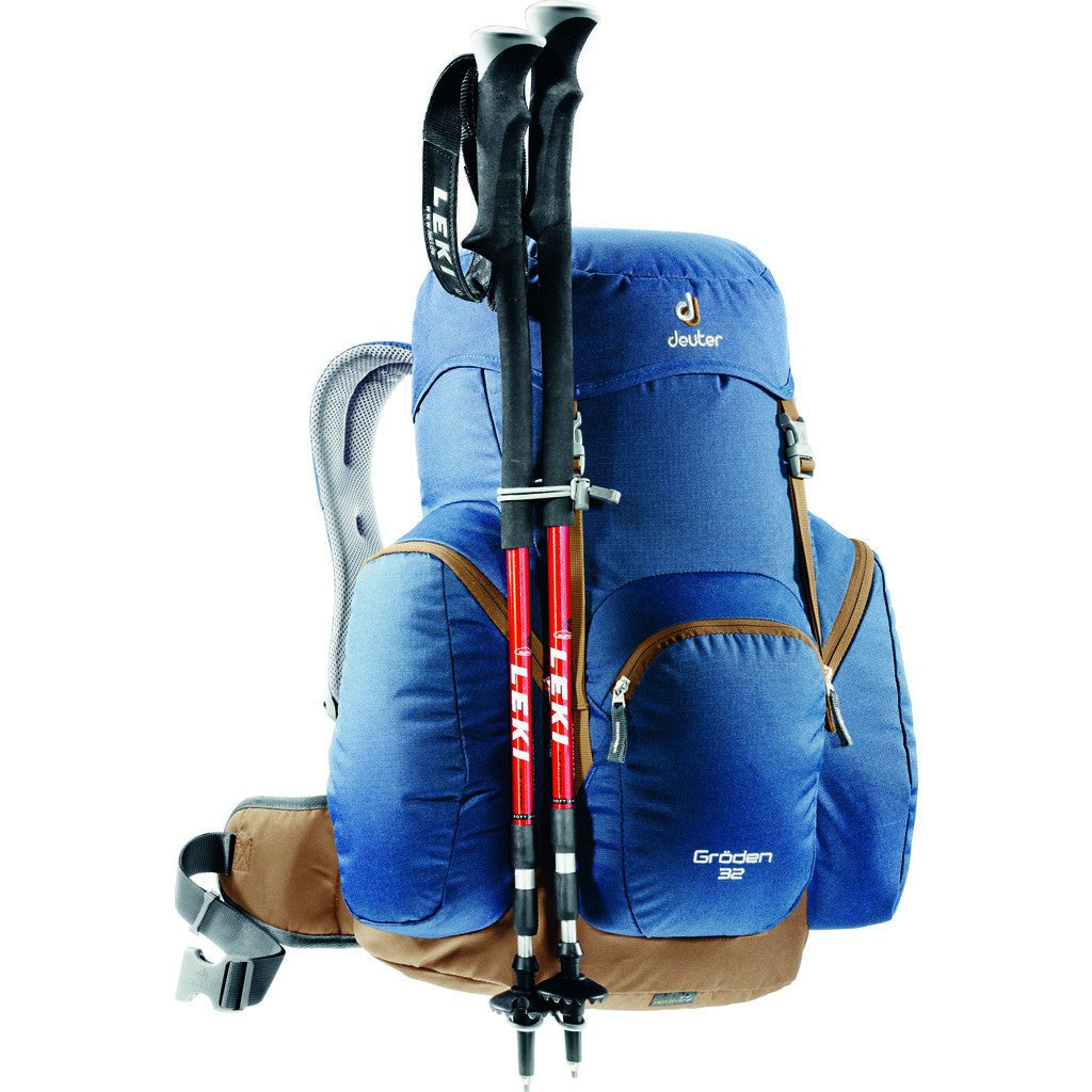 Deuter Groeden 32L Hiking Backpack | Fire/Arctic 3430316 53060