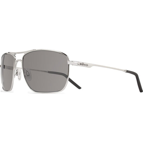Revo Eyewear Groundspeed Chrome Sunglasses | Graphite RE 3089 04 GGY