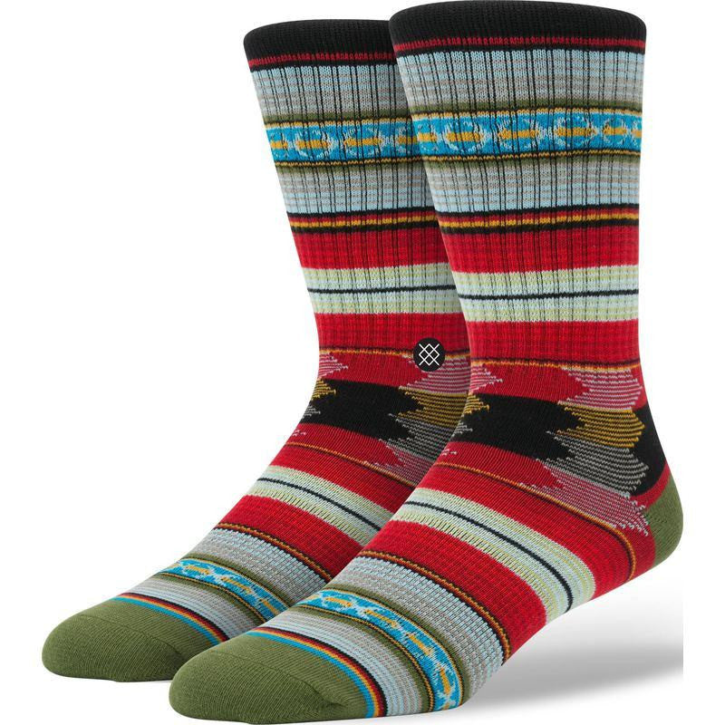 Stance Guadalupe Men's Socks | Black L/XL