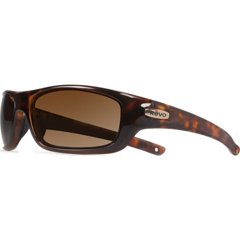Revo Eyewear Guide II Dark Tortoise Sunglasses | Terra RE 4073 02 BR