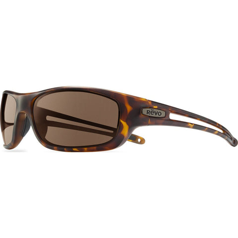 Revo Eyewear Guide S Matte Tortoise Sunglasses | Terra RE 4070 02 BR