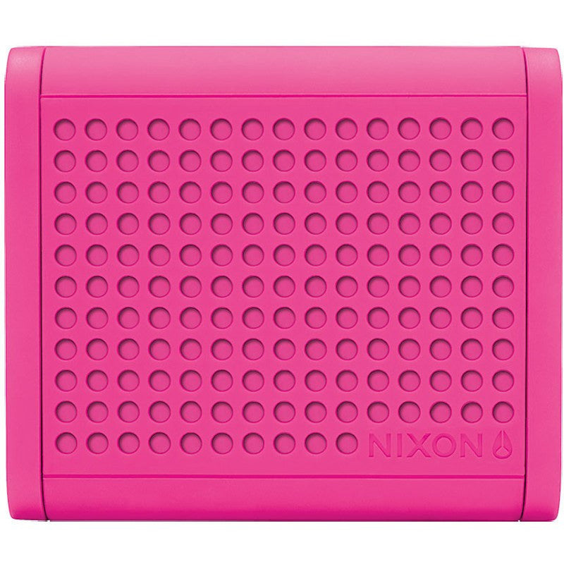 Nixon Mini Blaster Bluetooth Speaker | Magenta