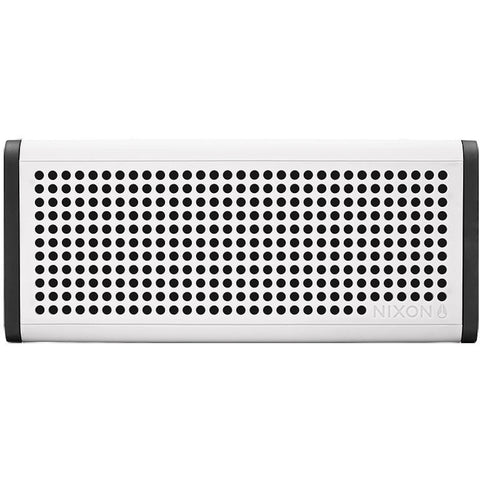 Nixon Blaster Bluetooth Speaker | White / Black