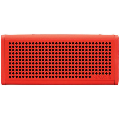 Nixon Blaster Bluetooth Speaker | Red Pepper
