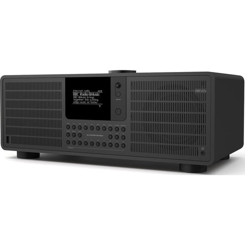 REVO SuperSystem Bluetooth Digital Radio | Shadow Matte Black/Black