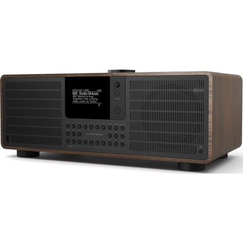 REVO SuperSystem Bluetooth Digital Radio | Walnut/Black