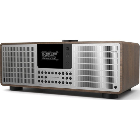 REVO SuperSystem Bluetooth Digital Radio | Walnut/Silver