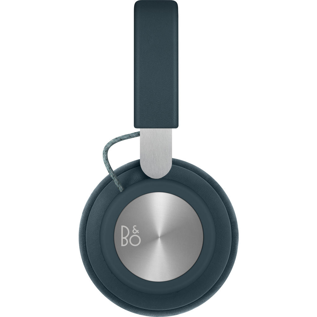 Bang & Olufsen Beoplay H4 Over-Ear Wireless Bluetooth Headphones | Steel Blue 1643885