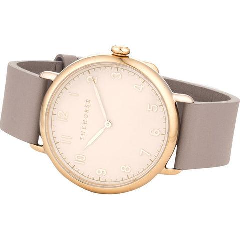 The Horse Heritage Rose Gold Watch | Blush H7