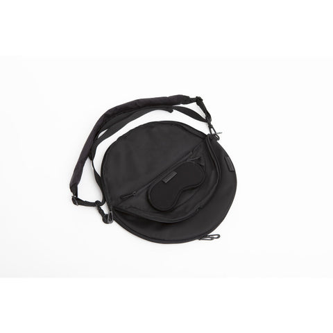 Cote & Ciel Hala S Sleek Crossbody Bag | Black
