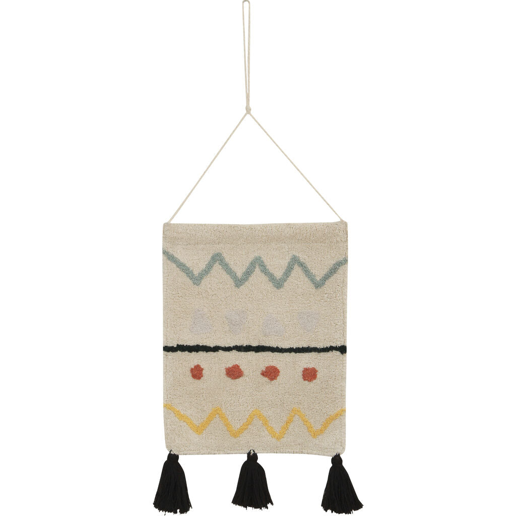 Lorena Canals Azteca Wall Hanging