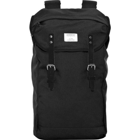 Sandqvist Hans Backpack | Black