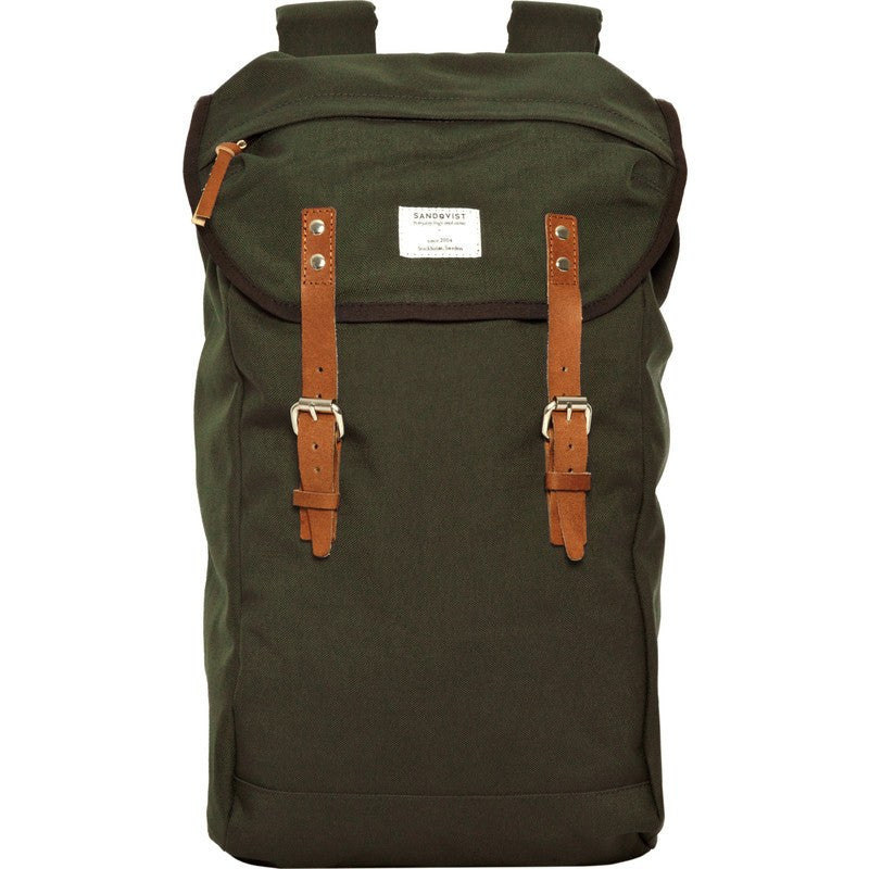 Sandqvist Hans Backpack | Green