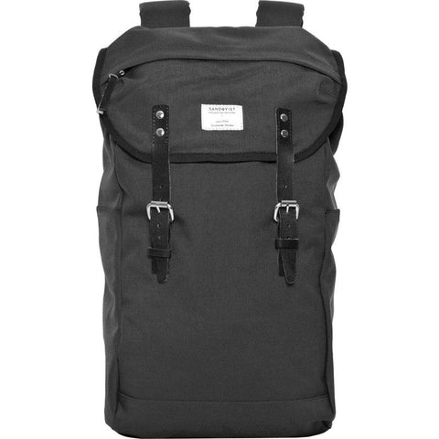 Sandqvist Hans Backpack | Dark Grey