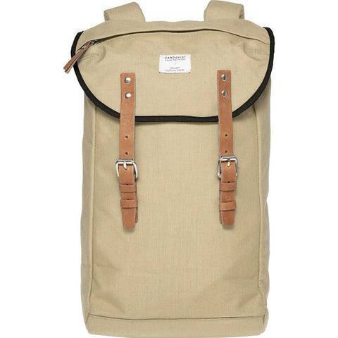 Sandqvist Hans Backpack | Sand