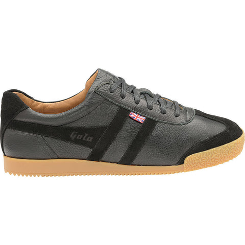 Gola Men's Harrier 317 Sneakers | Black