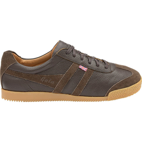 Gola Men's Harrier 317 Sneakers | Brown