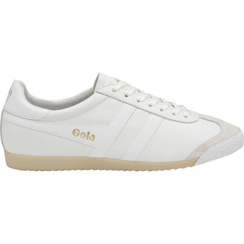 Gola Men's Harrier 50 Leather Sneakers | White