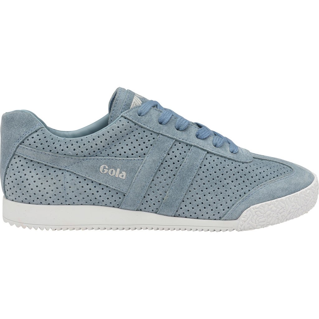 Gola Women's Harrier Squared Indian Teal Trainers Clearance Pre Order Buy Cheap Many Kinds Of leO1z