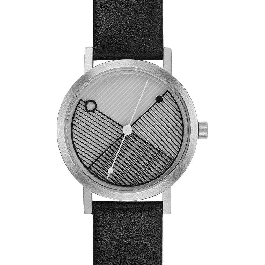 image uk link dews leonard steel stainless from quartz watches watch