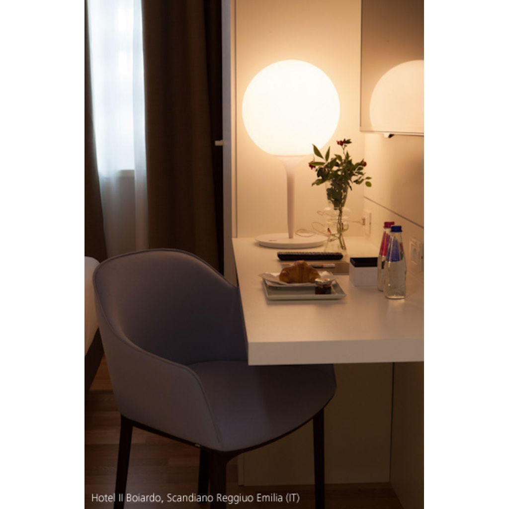 Artemide Castore Table Lamp | White