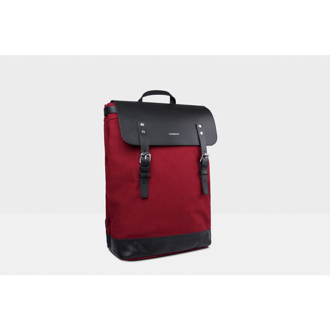 Sandqvist Hege Backpack | Burgundy