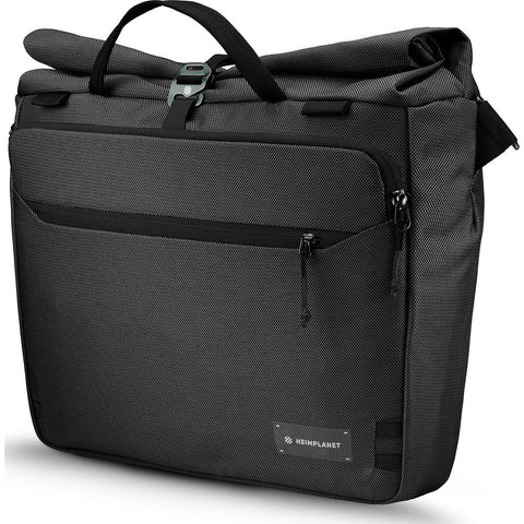 Heimplanet Transit Line Roll Top Messenger Bag | Castlerock Grey 0050410