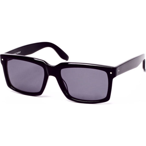 Nothing & Co Hellman Sunglasses | Black HM0101