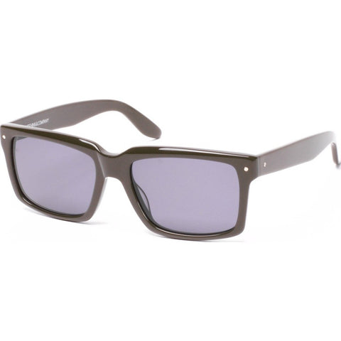 Nothing & Co Hellman Sunglasses | Olive HM0601