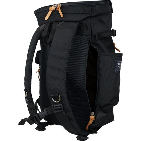 Harvest Label Outlander Backpack | Black HFC-0990-BLK