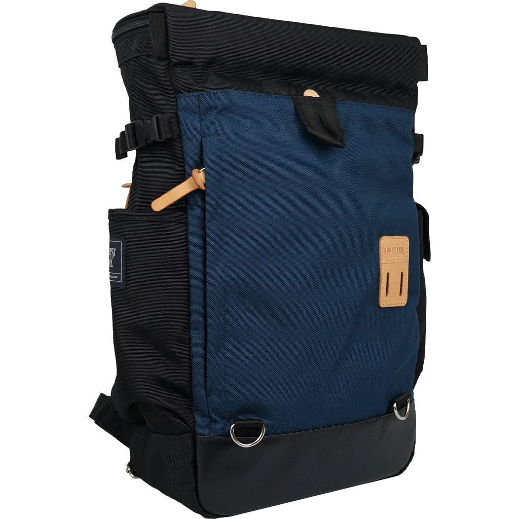 Harvest Label Outlander Backpack | Navy HFC-0990-NVY