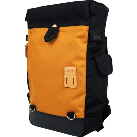 Harvest Label Outlander Backpack | Mustard HFC-0990-MUS