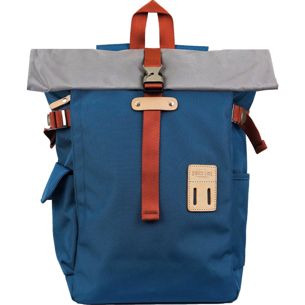 Harvest Label Rolltop Backpack 2.0 | Arctic Blue HFC-9004-ARC