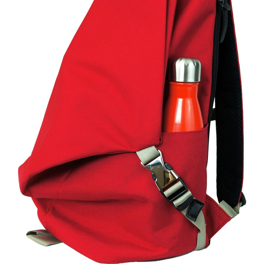 Harvest Label Tourer Backpack | Red HFC-9005-RD