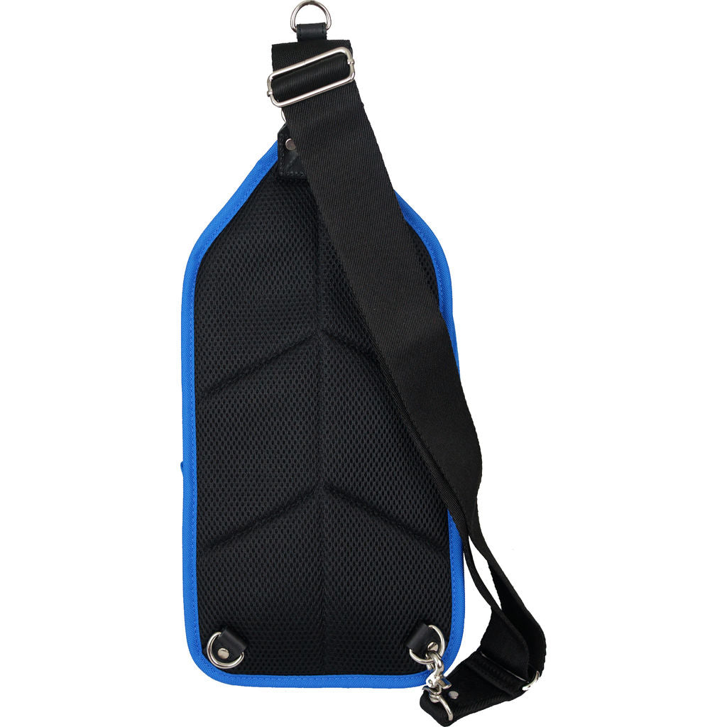 This is a photo of Declarative Harvest Label Cordura Sling Pack