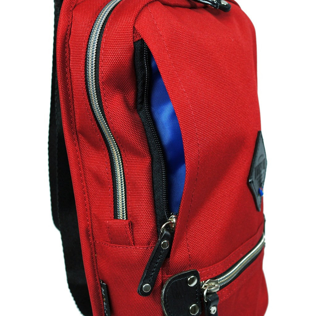 Harvest Label Sling Pack | Red HFC-9007-RD