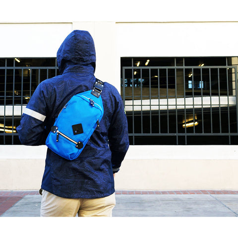 Harvest Label Sling Pack Cordura¨ | Blue- Hfc-9007-Blu
