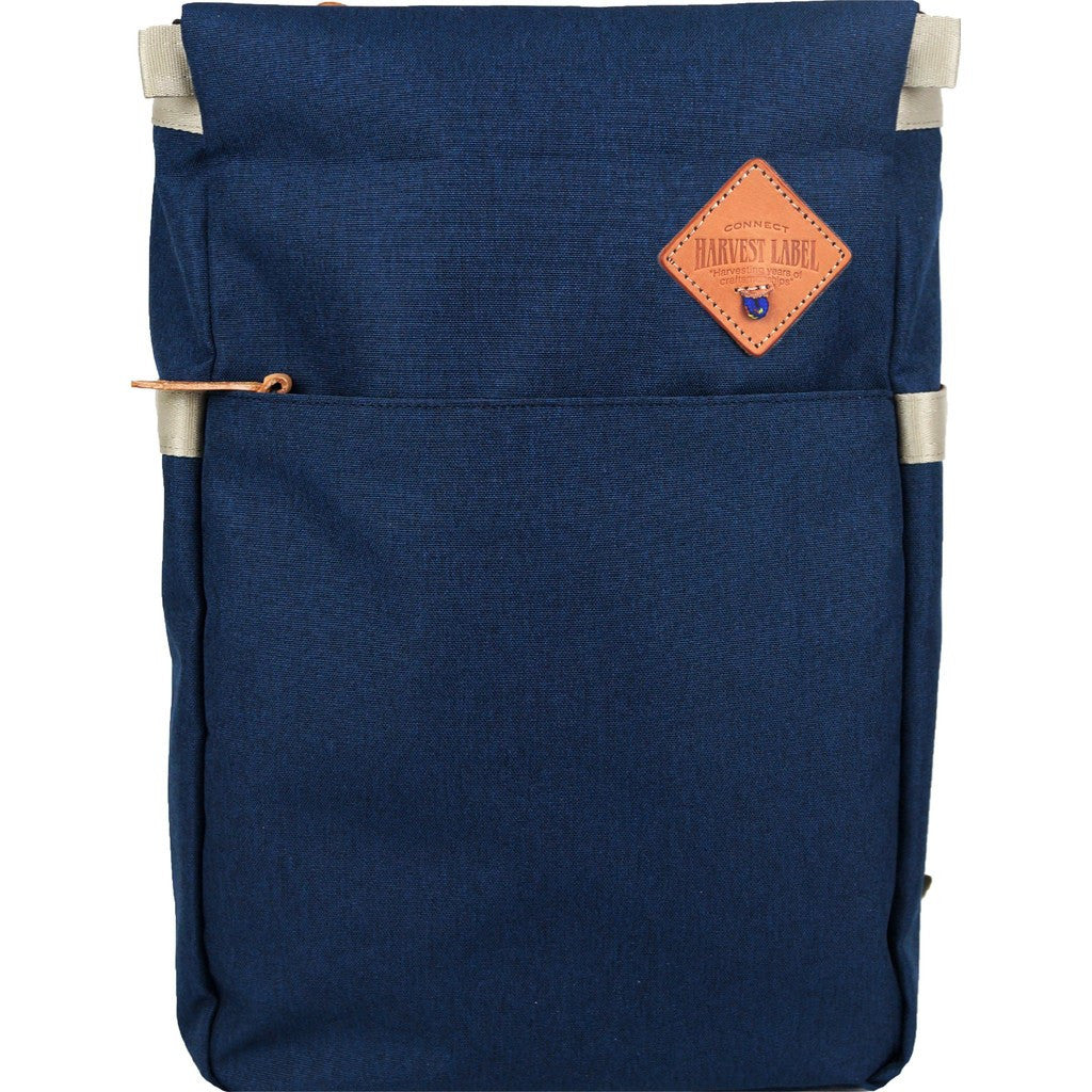 Harvest Label Campus Backpack | Navy HFC-9008