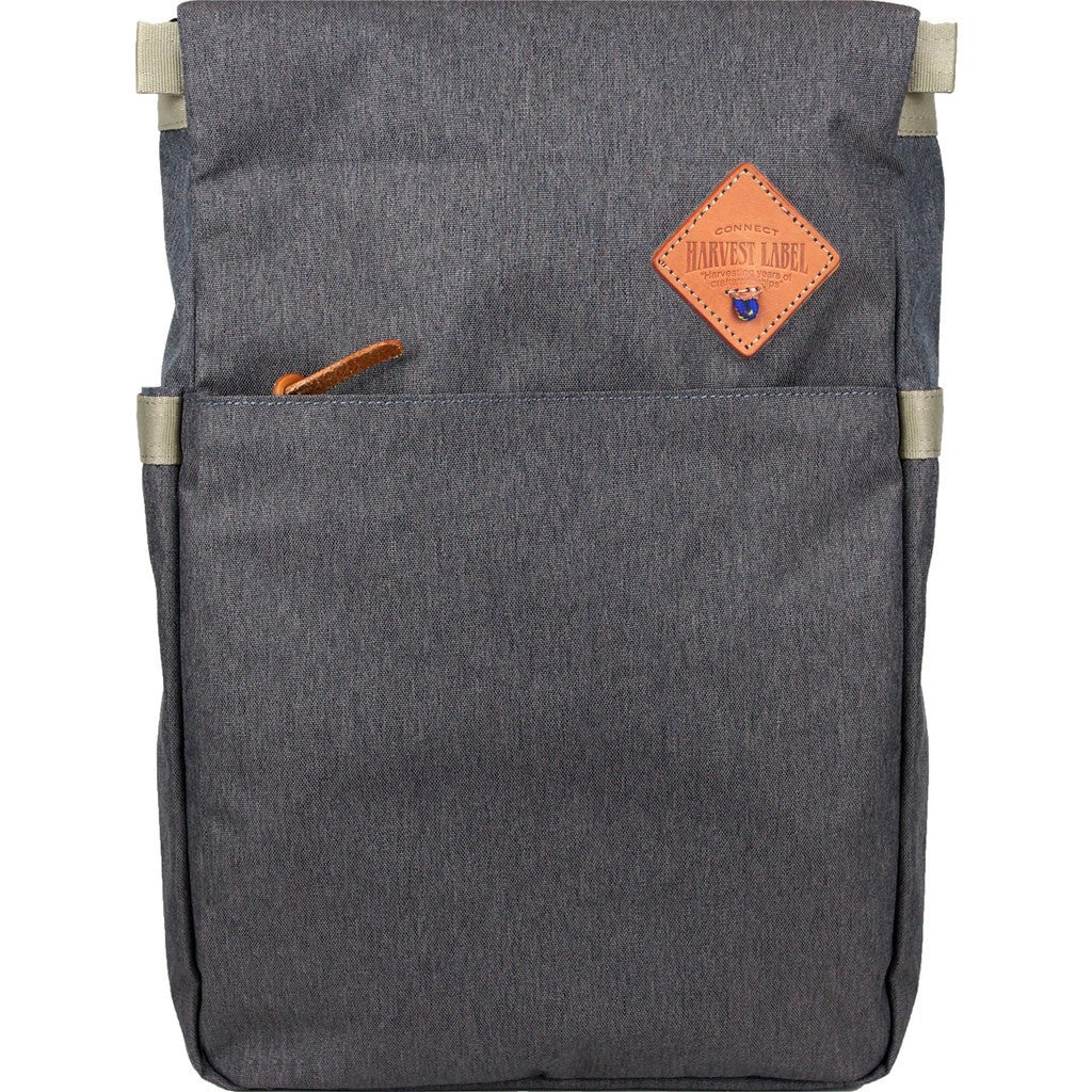Harvest Label Campus Backpack | Grey HFC-9008-GRY