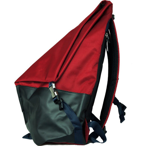Harvest Label Ballistic Tourer Backpack | Red HFC-9010-RD