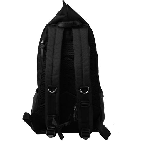 Harvest Label Ballistic Tourer Backpack | Black HFC-9010-BLK