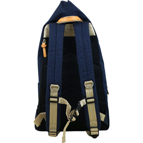 Harvest Label Tourer Backpack Element | Deep Blue HFC-9013-BLU