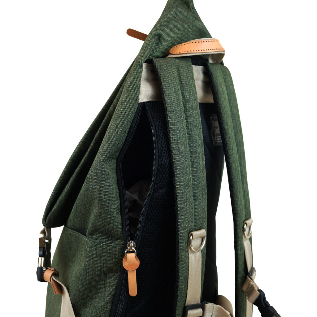 Harvest Label Tourer Backpack Element | Forest HFC-9013-FOR